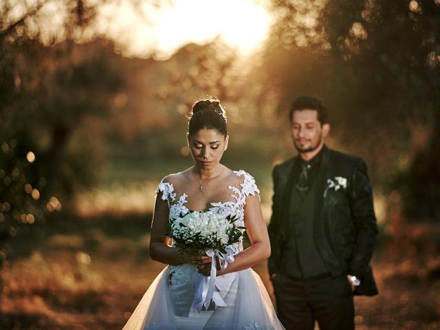 Il matrimonio di Katia e Andrea a Poggiardo, Lecce 1