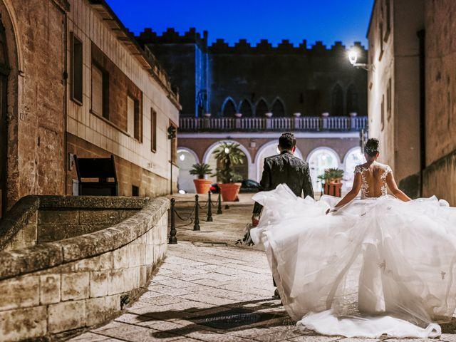 Il matrimonio di Katia e Andrea a Poggiardo, Lecce 32