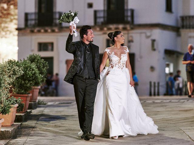 Il matrimonio di Katia e Andrea a Poggiardo, Lecce 33
