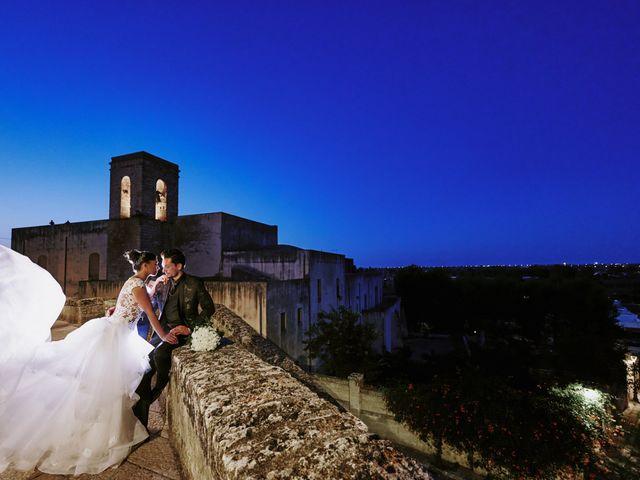Il matrimonio di Katia e Andrea a Poggiardo, Lecce 34