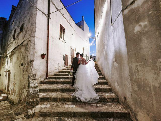 Il matrimonio di Katia e Andrea a Poggiardo, Lecce 35