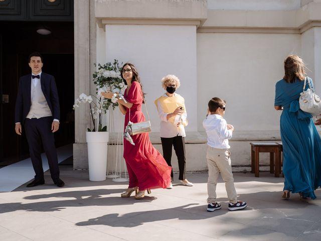 Il matrimonio di Daniele e Valentina a Porcia, Pordenone 25