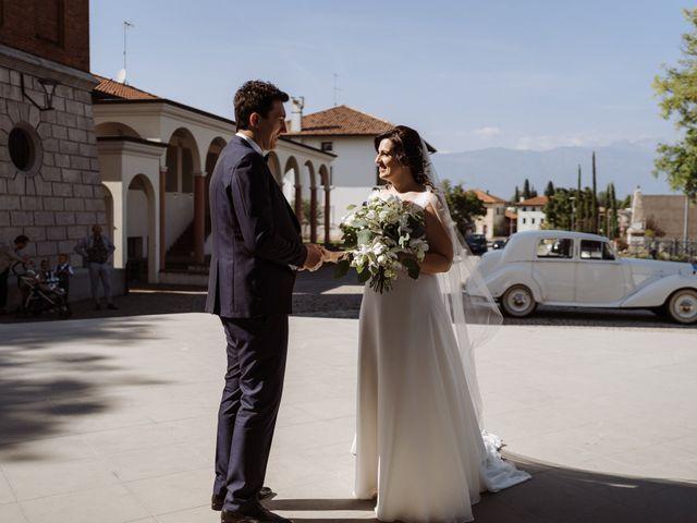 Il matrimonio di Daniele e Valentina a Porcia, Pordenone 26