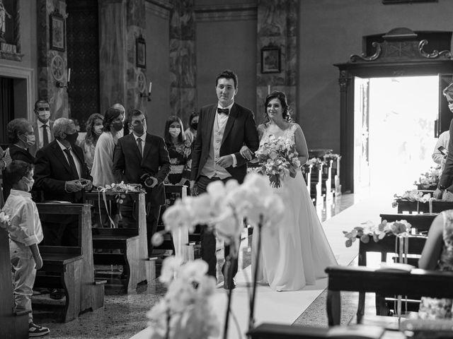 Il matrimonio di Daniele e Valentina a Porcia, Pordenone 28