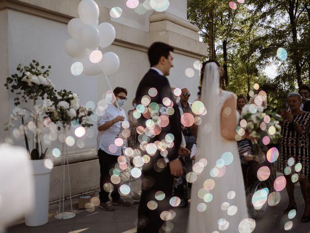 Il matrimonio di Daniele e Valentina a Porcia, Pordenone 36