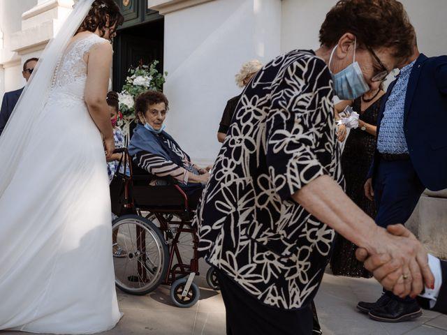 Il matrimonio di Daniele e Valentina a Porcia, Pordenone 39