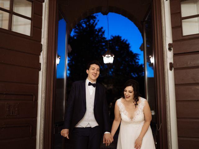 Il matrimonio di Daniele e Valentina a Porcia, Pordenone 63