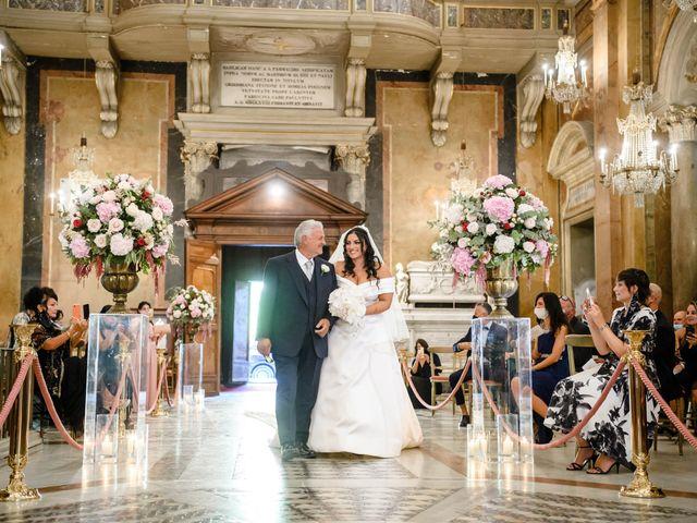 Il matrimonio di Irene e Ciro a Roma, Roma 9
