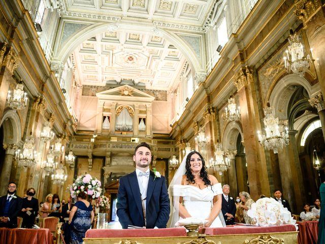 Il matrimonio di Irene e Ciro a Roma, Roma 10