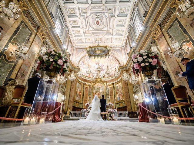 Il matrimonio di Irene e Ciro a Roma, Roma 11