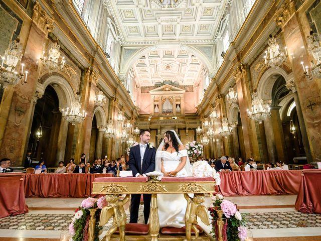 Il matrimonio di Irene e Ciro a Roma, Roma 1