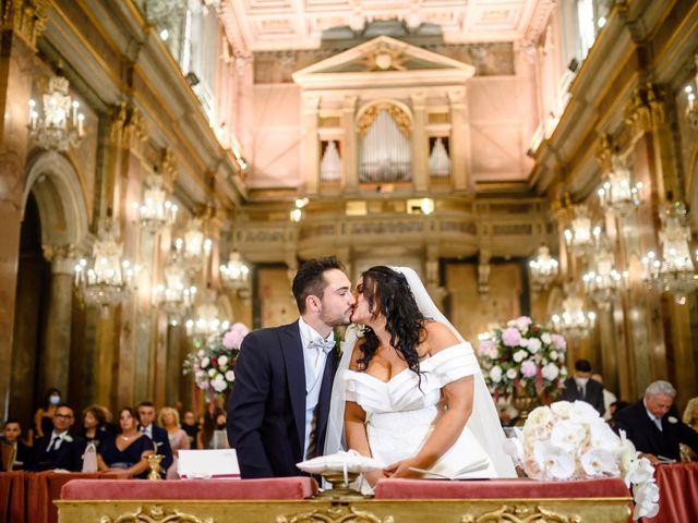 Il matrimonio di Irene e Ciro a Roma, Roma 12