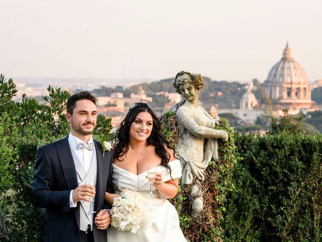 Il matrimonio di Irene e Ciro a Roma, Roma 2