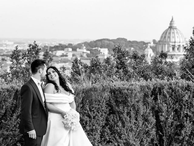 Il matrimonio di Irene e Ciro a Roma, Roma 15