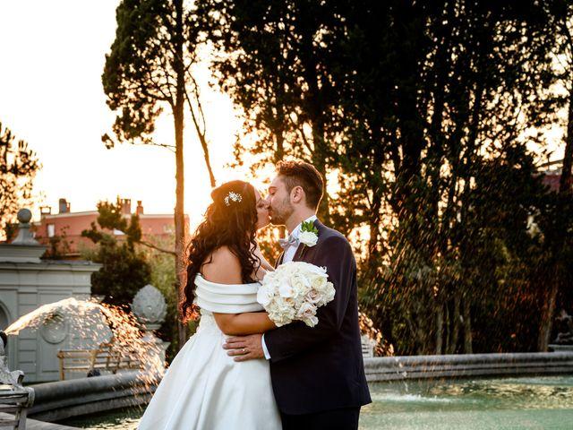 Il matrimonio di Irene e Ciro a Roma, Roma 16