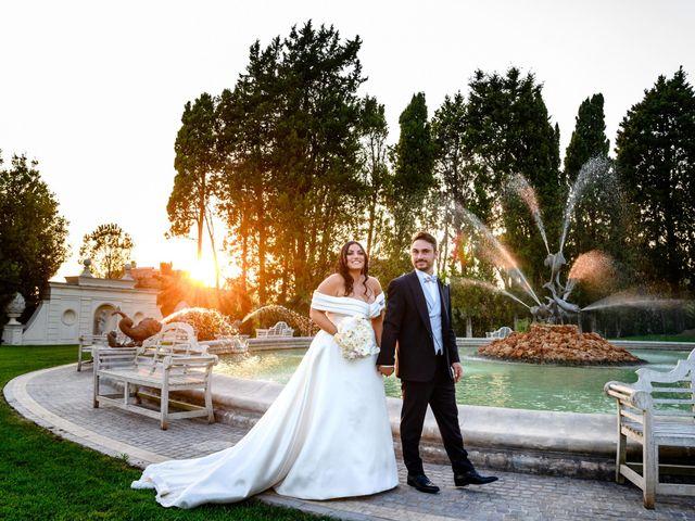 Il matrimonio di Irene e Ciro a Roma, Roma 17