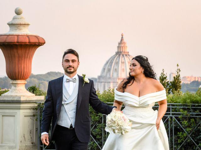 Il matrimonio di Irene e Ciro a Roma, Roma 18