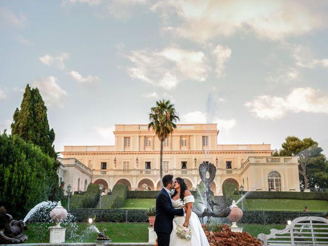 Il matrimonio di Irene e Ciro a Roma, Roma 19