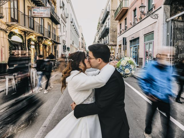 Le nozze di Anita e Giovanni