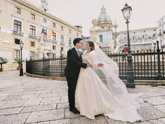 Il matrimonio di Giovanni e Anita a Palermo, Palermo 31