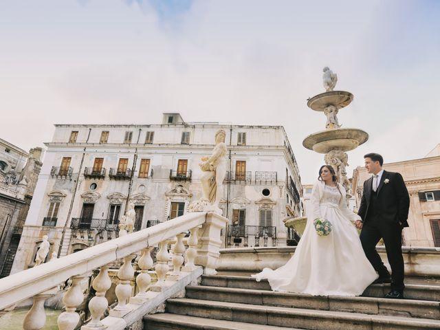 Il matrimonio di Giovanni e Anita a Palermo, Palermo 32