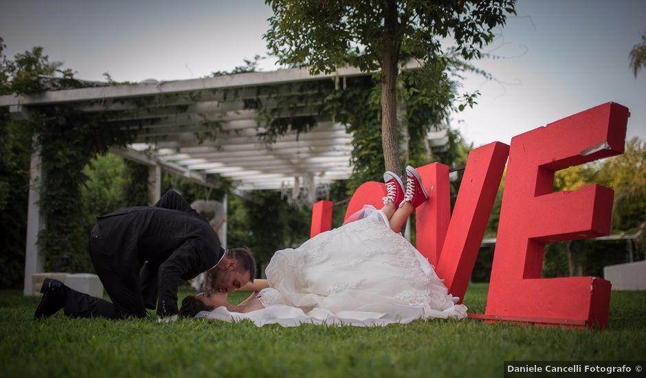 Il matrimonio di Daniele e Ilenia a Aprilia, Latina