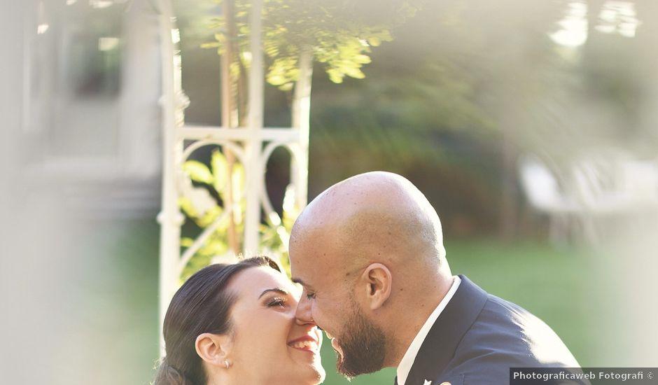 Il matrimonio di Daniela e Luca a Capua, Caserta