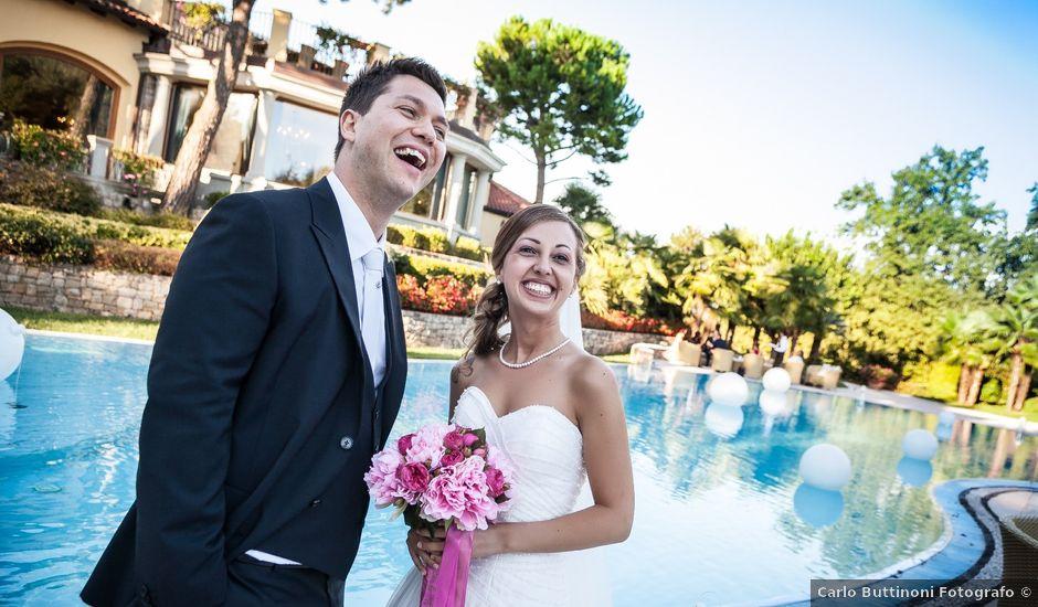 Il matrimonio di Giacomo e Stefania a Spirano, Bergamo