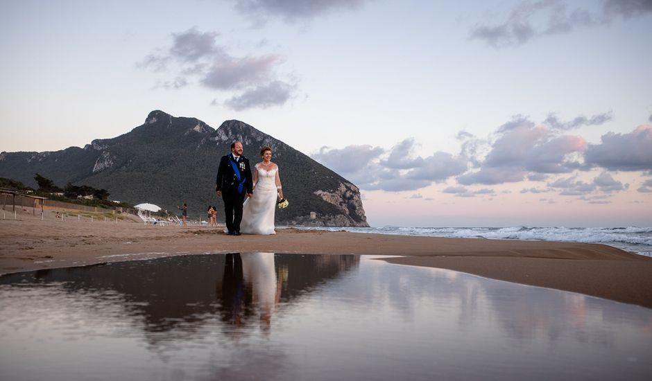 Il matrimonio di Marco e Monica a Sabaudia, Latina