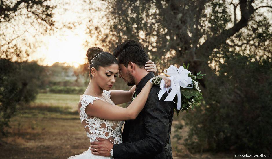 Il matrimonio di Katia e Andrea a Poggiardo, Lecce