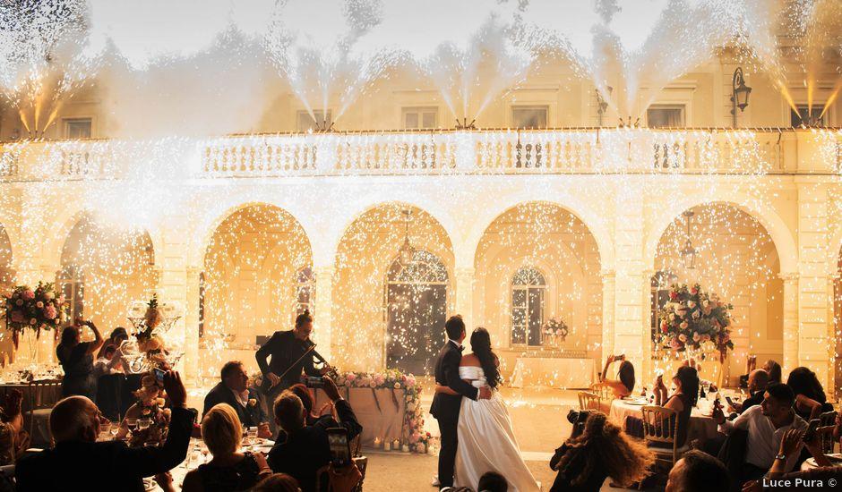 Il matrimonio di Irene e Ciro a Roma, Roma