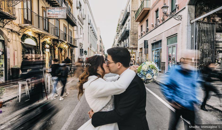Il matrimonio di Giovanni e Anita a Palermo, Palermo