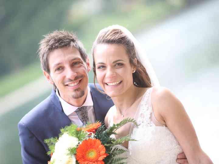 Le nozze di Stefania e Mauro