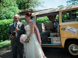Le nozze di Sabrina e Angelo