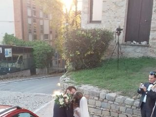 Le nozze di Teresa e Emanuele 1