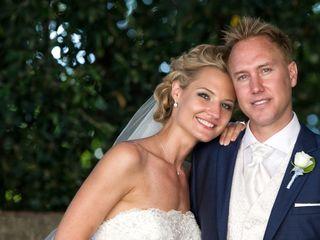 Le nozze di Zenna e Adrian