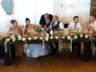 Le nozze di Laura e Giancarlo