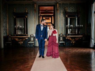 Le nozze di Antonella e Ruben 1