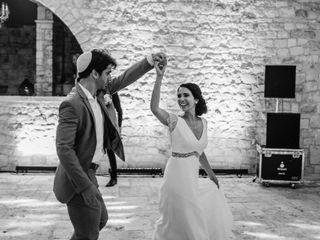 Le nozze di Alena e Mick