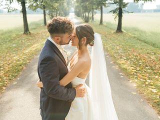 Le nozze di Noemi e Alberto 1