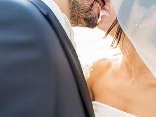 Le nozze di Noemi e Alberto