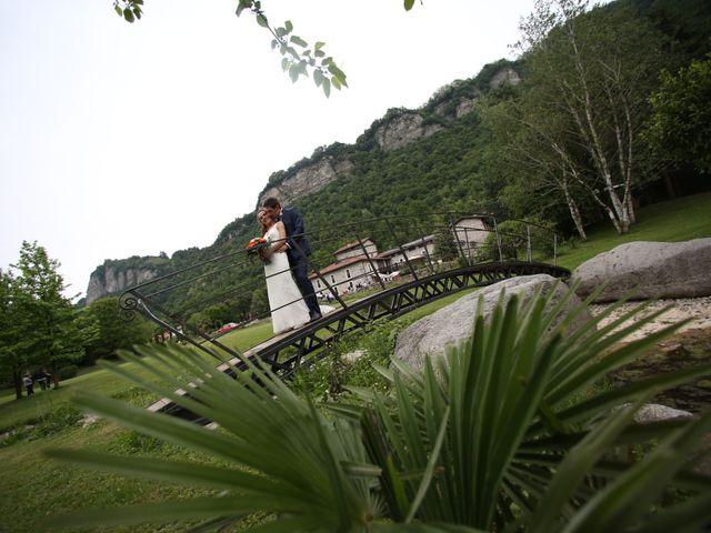 Il matrimonio di Mauro e Stefania a Calco, Lecco 15