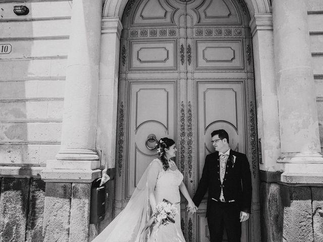 le nozze di Emanuela e Federico