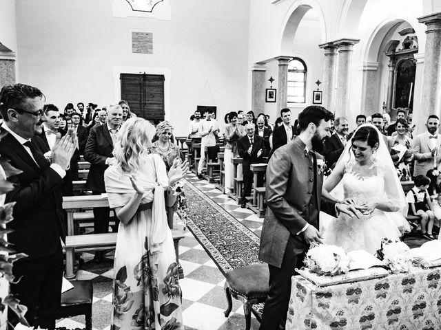 Il matrimonio di Enrico e Alice a San Polo di Piave, Treviso 15