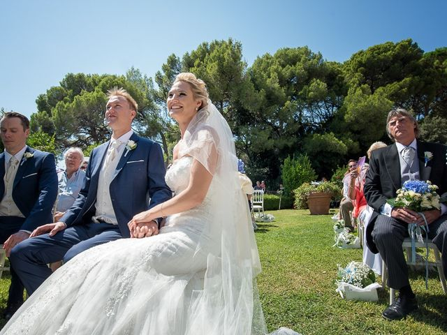 Il matrimonio di Adrian e Zenna a Livorno, Livorno 29