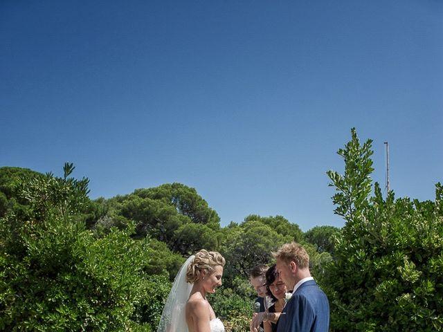 Il matrimonio di Adrian e Zenna a Livorno, Livorno 34