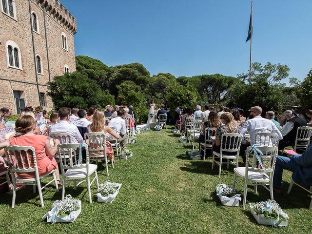 Il matrimonio di Adrian e Zenna a Livorno, Livorno 43