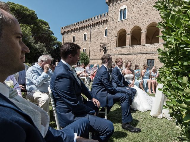 Il matrimonio di Adrian e Zenna a Livorno, Livorno 42