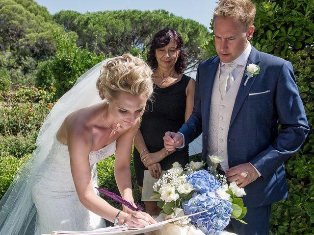 Il matrimonio di Adrian e Zenna a Livorno, Livorno 41
