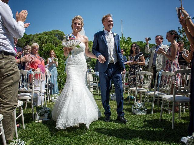 Il matrimonio di Adrian e Zenna a Livorno, Livorno 40
